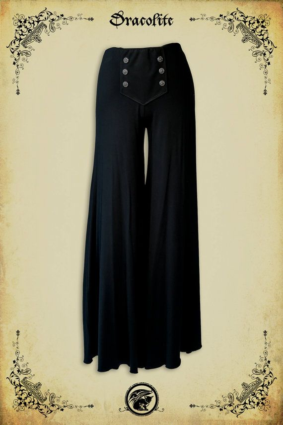 Medieval Pant made by our team at Dracolite. Imagined and created by our designer Véronique Lortie.  Details : * 100% original and unique design *