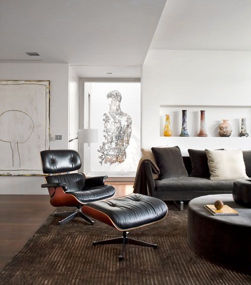 59 best Eames lounge chair images on Pinterest | Eames lounge ...