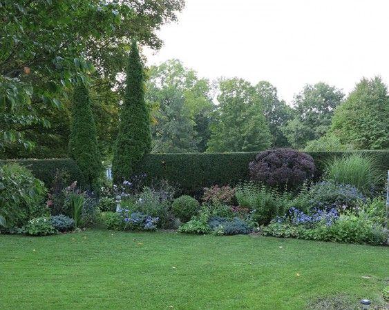Visits inspire garden design ideas