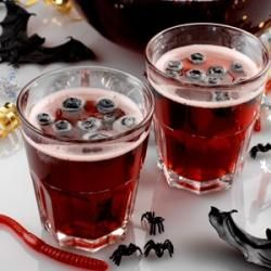 Bloody Halloween Alcoholic Drinks
