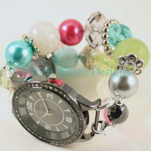 Shabby Chic Ornamental Watch Band - Which Watch Designs