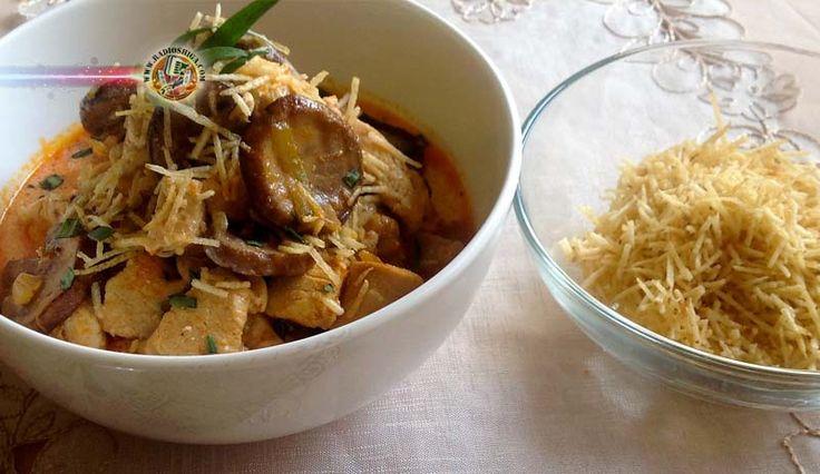 Estrogonofe de frango com estragão. O estrogonofe é um prato apetitoso, versátil e fica pronto em poucos minutos. Se você ainda não experimentou aromatizá-l