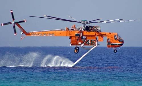 Erickson Air-Crane Excellence in Precision Rotorcraft
