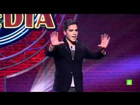 Ernesto Sevilla: El cine y los adolescentes - El Club de la Comedia - YouTube