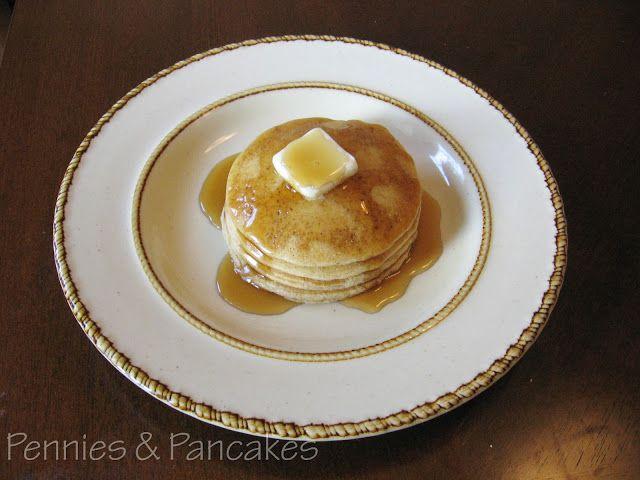 Pennies & Pancakes: Perfect Pancakes ($0.04 each)
