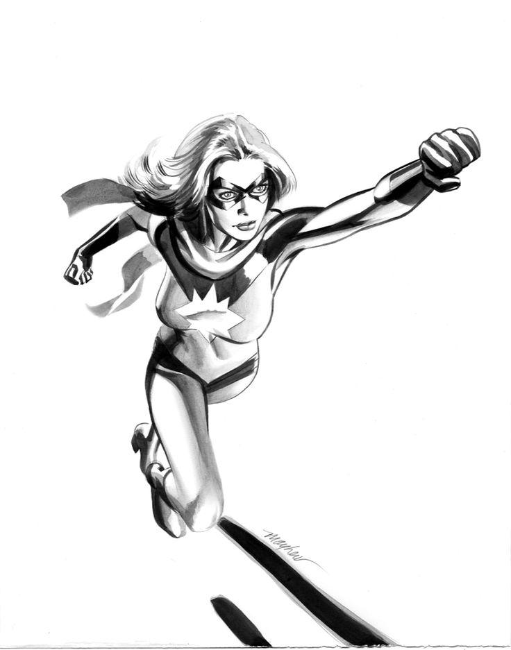 Miss Marvel Commission