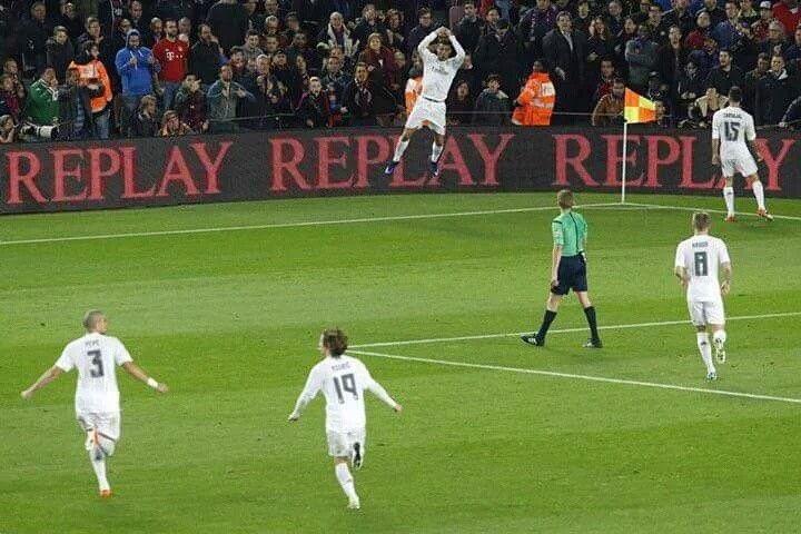 Ronaldo Siiii