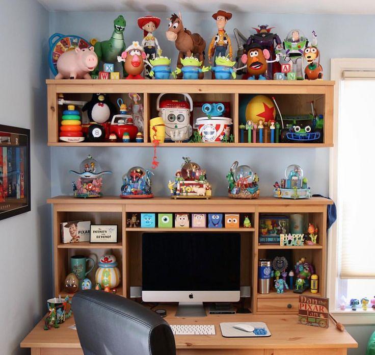 Disney Pixar Office