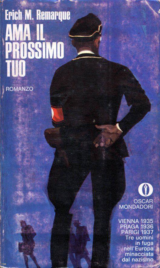"""Illustrazione di Ferenc Pintér per """"Ama il prossimo tuo"""", Oscar Mondadori n. 158. #Mondadori #FerencPinter"""