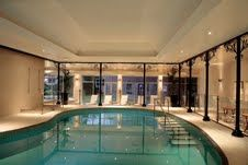 The lovely Spa at Felbridge Hotel.  Relax and enjoy your stay!  www.felbridgehotel.co.uk