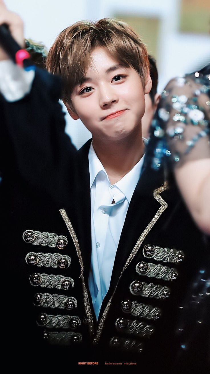 Park Jihoon (박지훈) of Wanna One (워너원)