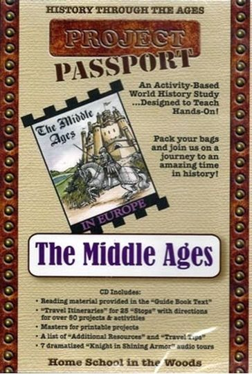 Project Passport: The Middle Ages CD