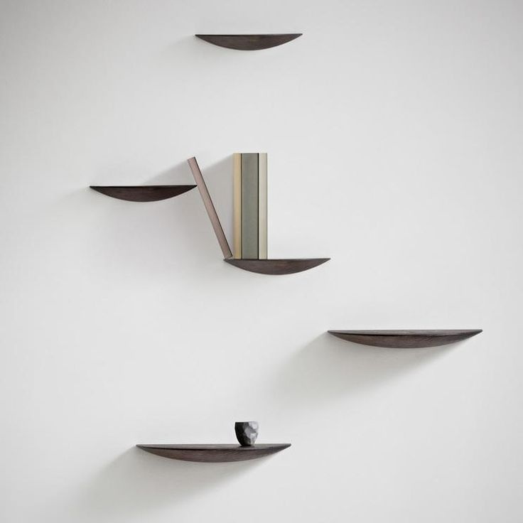 Menu's fungi shelves are inspired by the shelf fungus that grows horizontally from the trunks of trees.