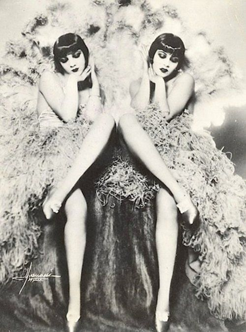 Vaudeville sisters