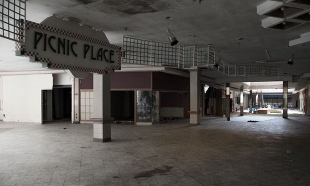 Rolling Acres Mall, Ohio