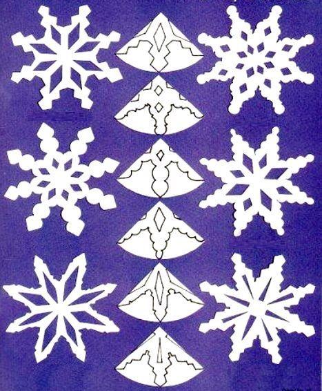 Jouluaskartelu - lumihiutaleet, ikkunatähdet