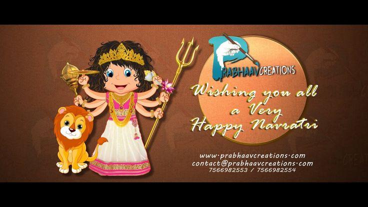 Happy Navratri 2016 # Whatsapp Video # E-card # Wishes