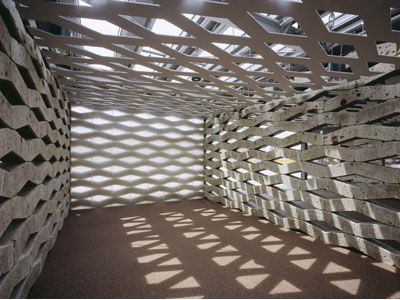 The project Kengo Kuma, Chokkura Plaza, Takanezawa, Japan, 2006 - Learning