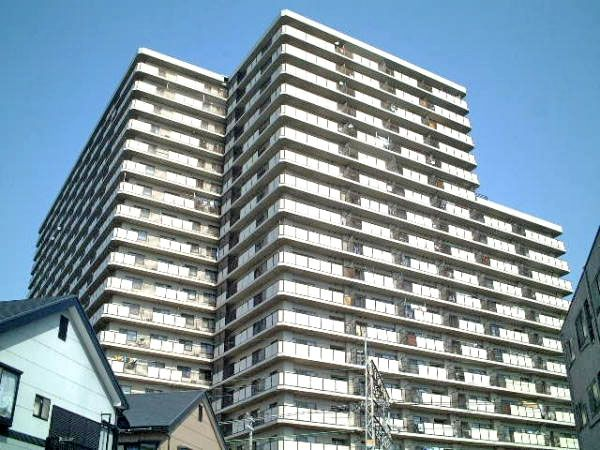 ファミールハイツなかもず 堺市堺区 分譲賃貸マンション