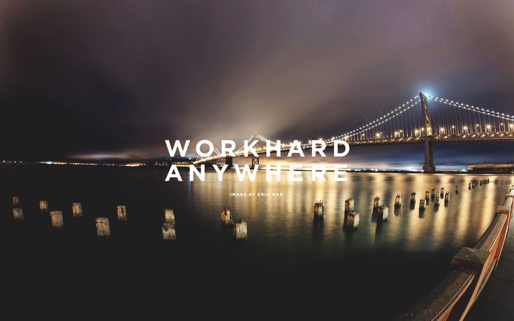 Bay Bridge - Work Hard Anywhere | WHA — Laptop-friendly cafes and spaces. (Wifi, outlets, seating, and more)