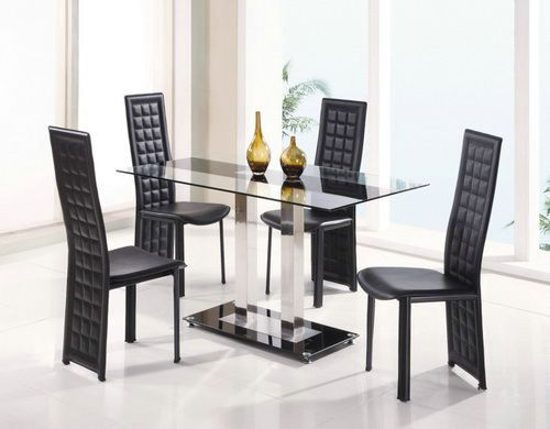 Global Furniture USA Jord Glass Dining Table in Black Stripe     Lowest  price online on all Global Furniture USA Jord Glass Dining Table in Black  Stripe  67 best Dining Tables images on Pinterest   Glass tables  Glass  . Dining Table Price In Usa. Home Design Ideas
