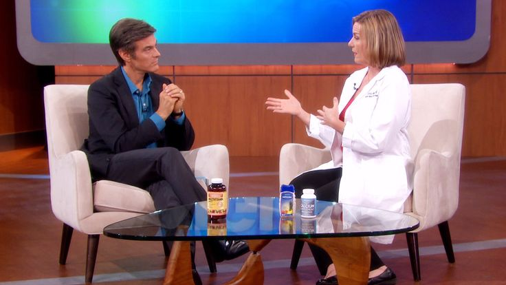 Is an Iron Supplement Right for You? (Source : The Doctor Oz Show)