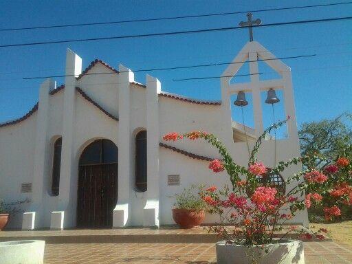 Iglesia de La Junta Guajira Colombia