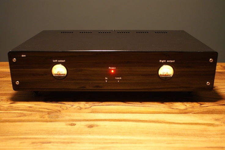 LAB12  Handcrafted Non Oversampling Tube DAC