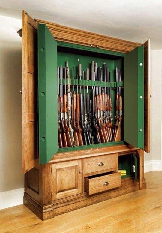 Best 25+ Hidden gun cabinets ideas on Pinterest   Gun safe ...