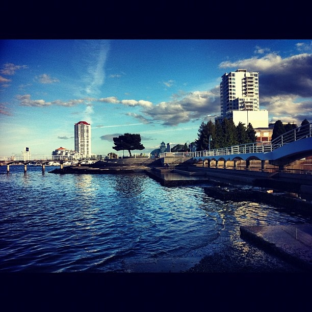 Our hometown, Nanaimo, BC Canada