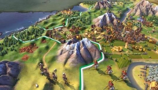 Sid Meiers Civilization VI with Wake Up Dead Nitro - Beeps and Beers