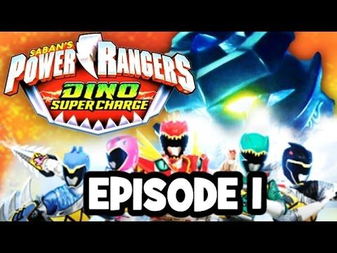 Power Rangers Dino Supercharge Episode 1 When Evil Stirs Review