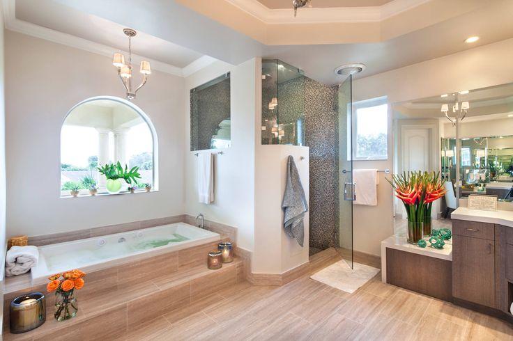 Presidential Estates Bathroom