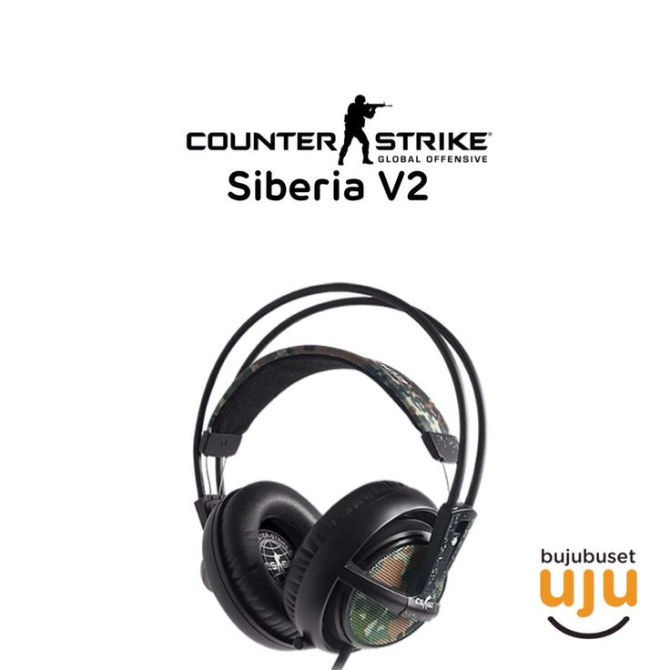 Steelseries - V2 Counter Strike: Global Offensive  Kontek Bujubuset biar tau harganya.