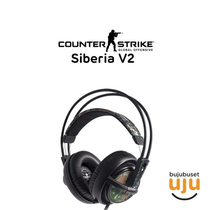 Steelseries - V2 Counter Strike: Global Offensive  Kontek Bujubuset biar tau harganya.