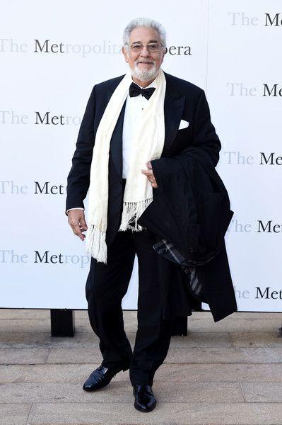 "Placido Domingo Photos Photos - Placido Domingo attends the Met Opera 2016-2017 Season Opening Performance of ""Tristan Und Isolde"" at The Metropolitan Opera House on September 26, 2016 in New York City. - Met Opera 2016-2017 Season Opening Performance Of ""Tristan Und Isolde"""