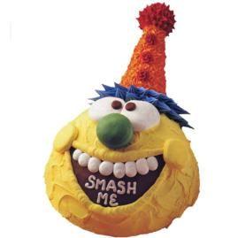 77 best Smash Cakes images on Pinterest Smash cakes Birthday