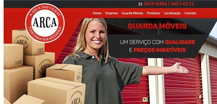 Guarda Móveis RJ ? A Arca guarda tudo - guarda móveis, materiais e equipamentos. Um GUARDA MÓVEIS muito especial no Rio de Janeiro RJ RJ.