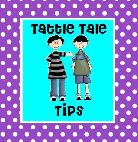 2 classroom management methods for keeping the tattle-telling to a minimum in an elementary classroom.