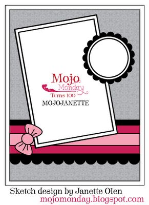 17 best images about card sketches on pinterest mondays for Mojo makers