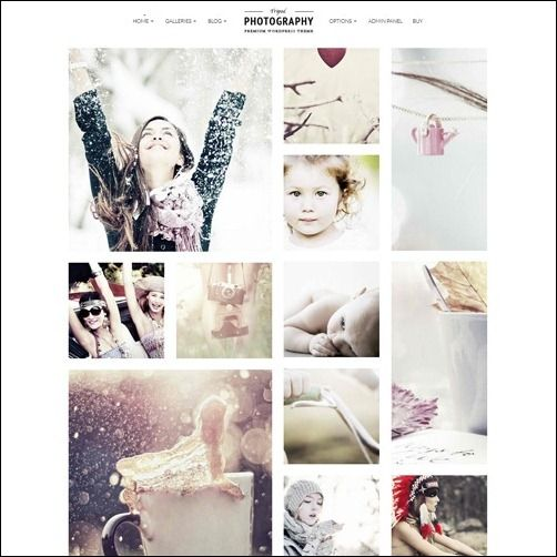 Best 20+ Photography website templates ideas on Pinterest