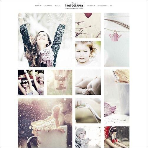 17 Best ideas about Photography Website Templates on Pinterest ...