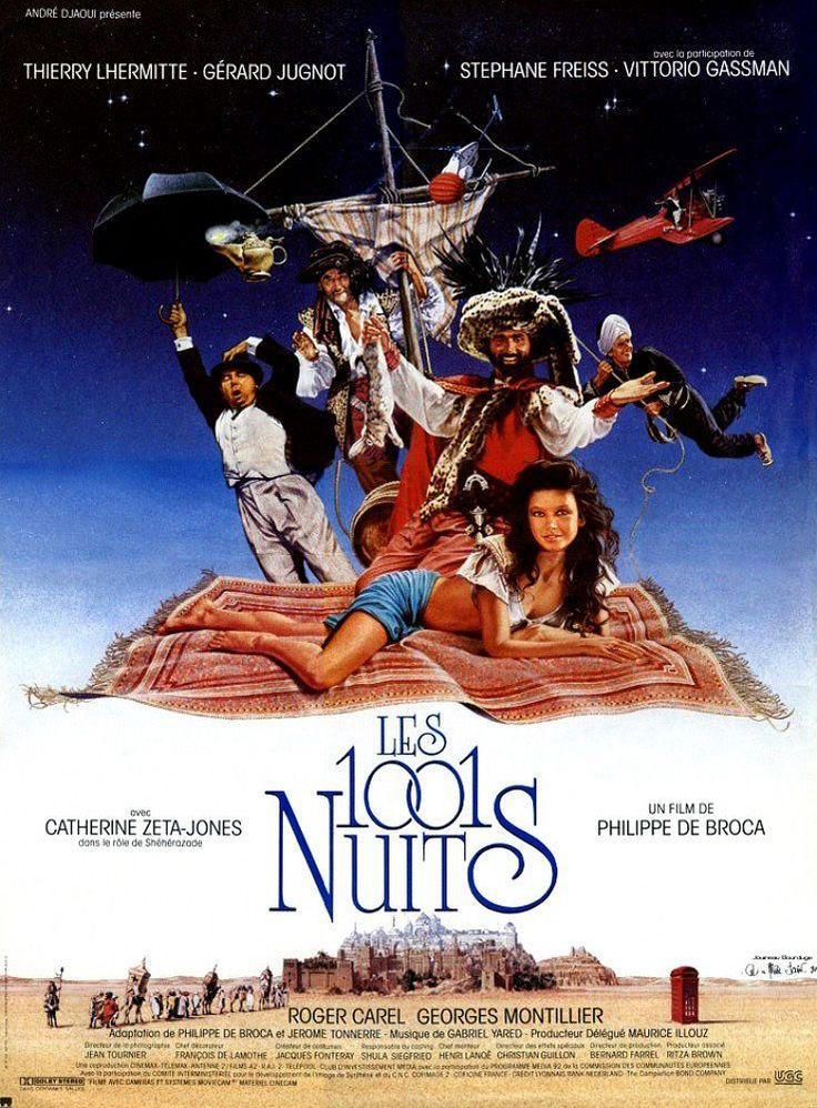 Les 1001 Nuits - Film (1990) - SensCritique