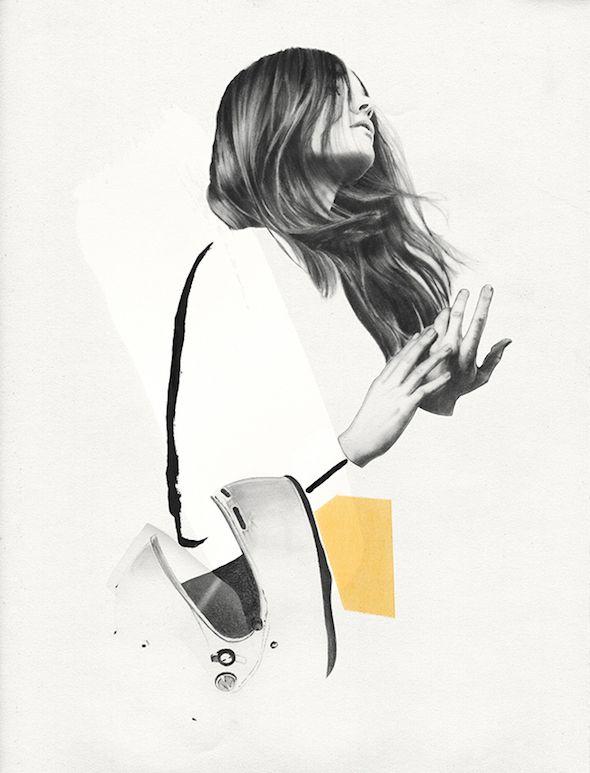 Tra moda e arte: Lucie Birant | PICAME
