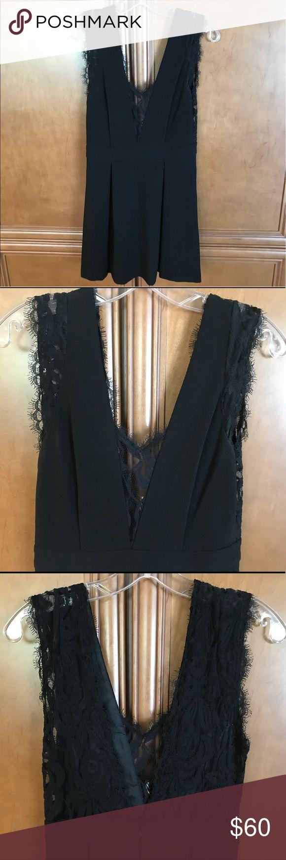 BCBG Generation Mini Black Lace Dress (Size 6) BCBG Generation Mini Black Lace Dress (Size 6). The perfect Little Black Dress!!!! Perfect Condition!!!! Only Worn Once! BCBGeneration Dresses Mini