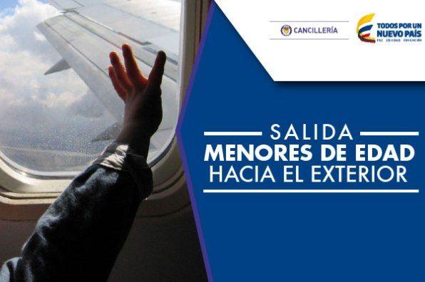 Si en esta Semana Santa usted tiene pensando viajar fuera de Colombia con menores de edad, revise muy bien la reglamentación.