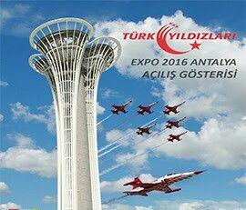 EXPO2016 Antalya, Türkiye/Turkey