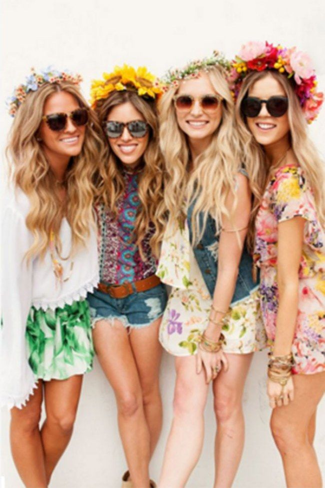 Coachella Festival Inspo. For more ideas click the picture or visit www.sofeminine.co.uk