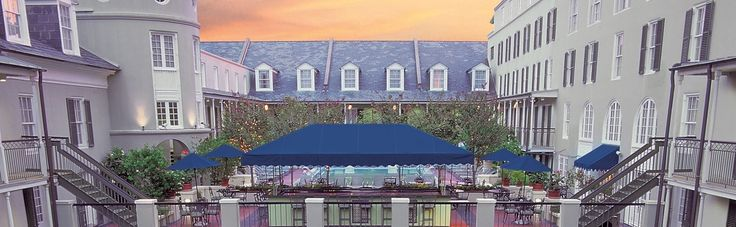 Royal Sonesta Hotel New Orleans - New Orleans, LA - French Quarter hotel