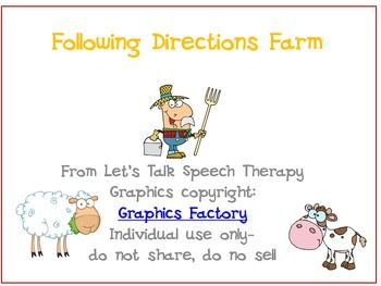 Following Directions Farm